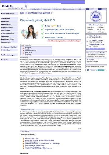 Aoeberziehungskredit Was Ist Das Kredite Auch Ohne Schufa Online
