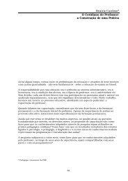 Beatriz Cardoso* - Centro de Referência em Educação Mario Covas