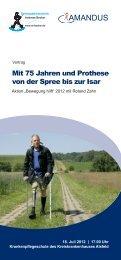 Flyer_Roland Zahn_120614.indd - Kreiskrankenhaus Alsfeld