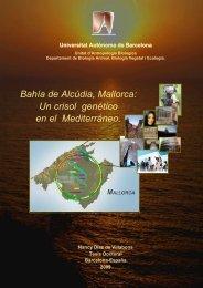 Un crisol genético en el Mediterráneo. - Tesis