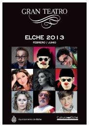 Febrero - Ayuntamiento de Elche