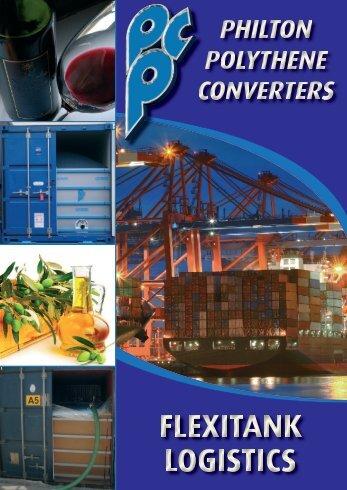 Philton Polythene Converters Flexi Tank brochure - Flexibulk Logistics