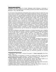 Texto de apoio da Aula 4 Adaptação do artigo: Cássio M. Cavalli ...