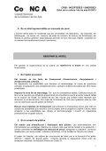 resum informe anual de la cultura 2012 - CoNCA Consell Nacional ... - Page 7