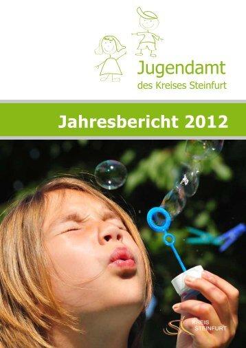 Jahresbericht 2012 - Kreis Steinfurt