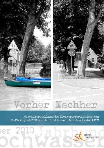 Vorher Nachher - Kreis Steinfurt