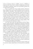 A Reconstrução da Democracia - Senado Federal - Page 6