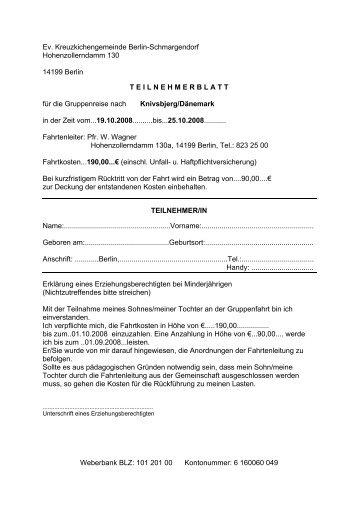 Ev. Kreuzkichengemeinde Berlin-Schmargendorf ...