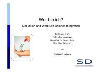 Reiss-Profile - mit Steffen Dockhorn