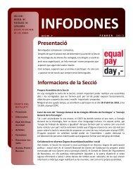 Núm. 7 Febrer 2013 - Col·legi Oficial de Psicòlegs de Catalunya