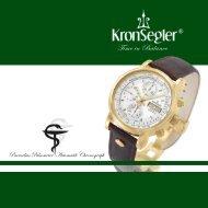Time in Balance - Kronsegler GmbH