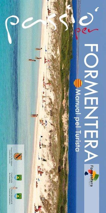 FORMENTERAManual pel Turista - Ayuntamiento de Formentera