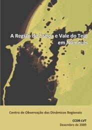 A Região de Lisboa e Vale do Tejo em Números - CCDR-LVT