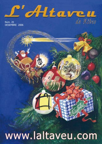 desembre - L'Altaveu