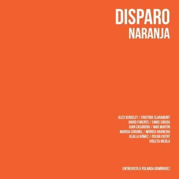 número dedicado al color naranja - Oscar Ciutat