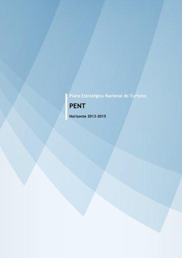 Plano estratégico nacional do turismo: horizonte 2013-2015
