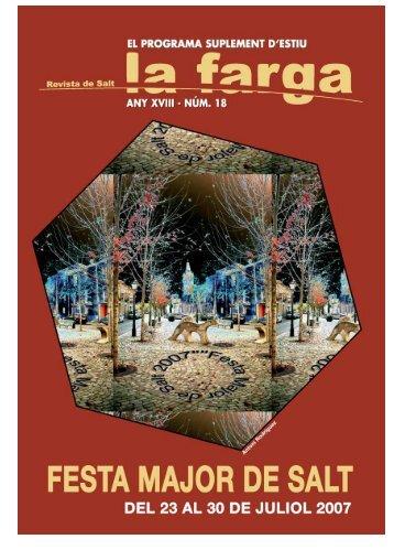 festa major 2007 - Revistalafarga.net