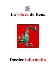La víbria de Reus Dossier informatiu