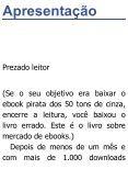 O mercado de eBooks no Brasil - Kulturklik - Page 5