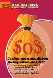 Janeiro-Fevereiro 2008 - Nº 83 - Fundação Real Grandeza