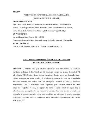 muller et al - Asociación de Universidades Grupo Montevideo