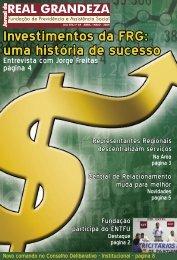 Abril-Maio 2004 - Nº 64 - Fundação Real Grandeza
