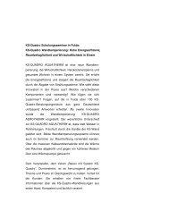 KS-Quadro Wandtemperierung: Hohe Energieeffizienz ...