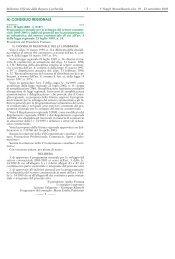 1. Suppl. Straordinario al n. 39 - 23 settembre 2003 - Bosetti & Gatti