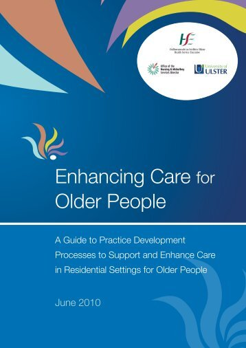 Enhancing Care for Older People - Health Service Executive
