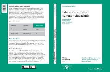 Educación artística, cultura y ciudadanía - OEI
