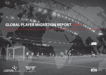 Global Player MiGration rePort 2011 - Porta 19