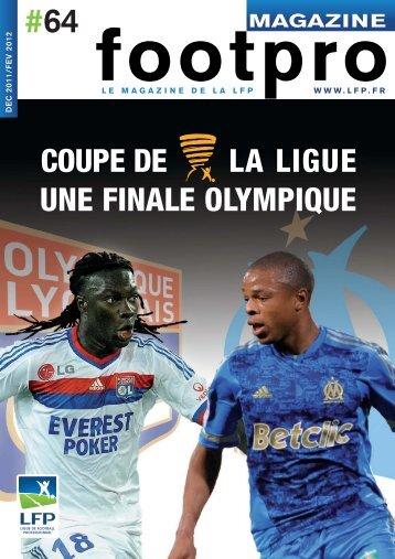 une finale olympique coupe de la ligue - Ligue de Football ...