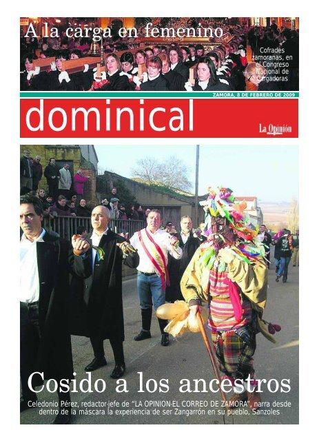 83da594f87 Suplemento Dominical - La Opinión de Zamora