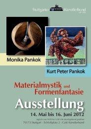 Monika Pankok - Künstlerbund Stuttgart