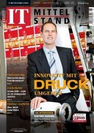 Dieter Hansel, Geschäftsführer Deuschle Druckveredelung Gmbh ...