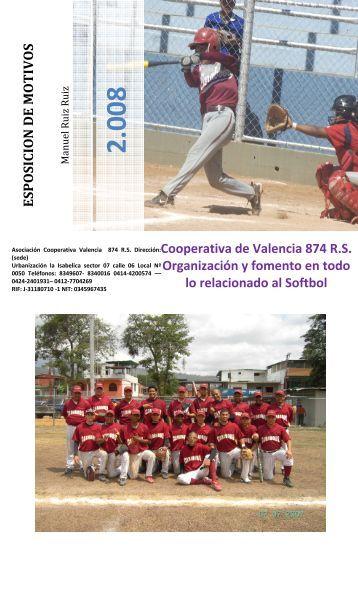 E SP O SIC IO NDEMOT IV OS Cooperativa de Valencia 874 RS ...