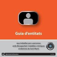 Guia d'entitats - Sant Martí - Ajuntament de Barcelona