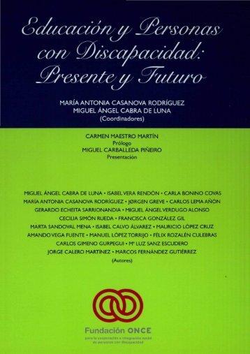 presente y futuro - Educación Especial