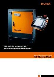 KR C4 /smartPAD - KUKA Roboter