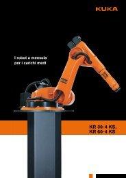 KR 30-4 Ks, KR 60-4 Ks - KUKA Roboter