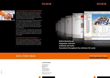 KUKA YOUR IDEAS - KUKA Roboter