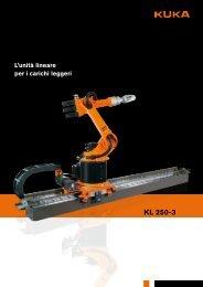 Kl 250-3 - KUKA Robotics