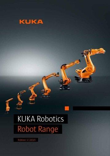 KUKA Robotics Robot Range - Alimentaria Lisboa