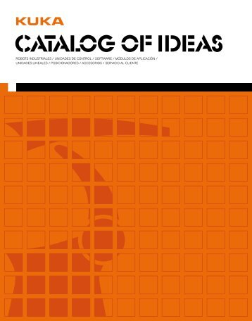 Catalog of Ideas - Kuka