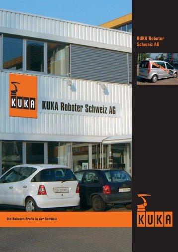 KUKA Roboter Schweiz AG
