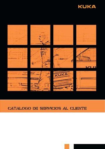 Catalogo de servicios al cliente (PDF) - KUKA Roboter