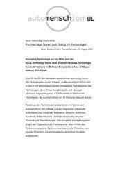 Review Automenschion 2006 zum Download (PDF) - KUKA Roboter