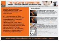Votre Guide KUKA du salon - KUKA Robotics