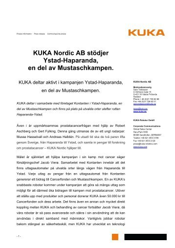 PDF-format - KUKA Robotics