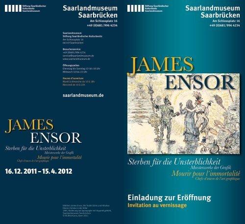 Invitation - Saarland Museum